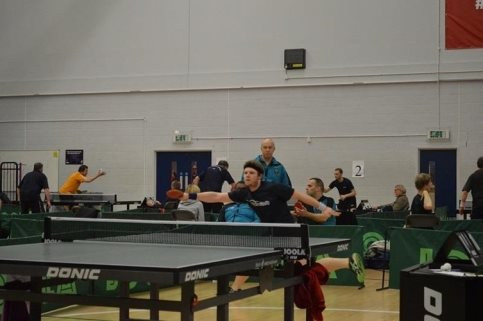 \\Filestore1.cardiff.gov.uk\ISShared$\CORPORATE COMMUNICATIONS\Dave\Photos\Parks\Bute Park\Table Tennis Table Michael Julian\To use\Michael Playing Table Tennis.jpg