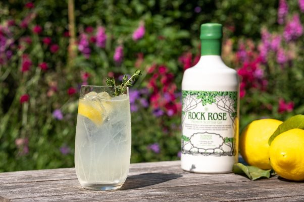 Thyme for Gin –Rock Rose Gin Launches Summer Mini-Hamper