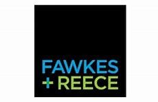 Image result for Fawkes + Reece logo
