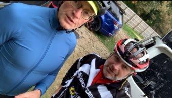 Lee Newman and Darron Cavanagh