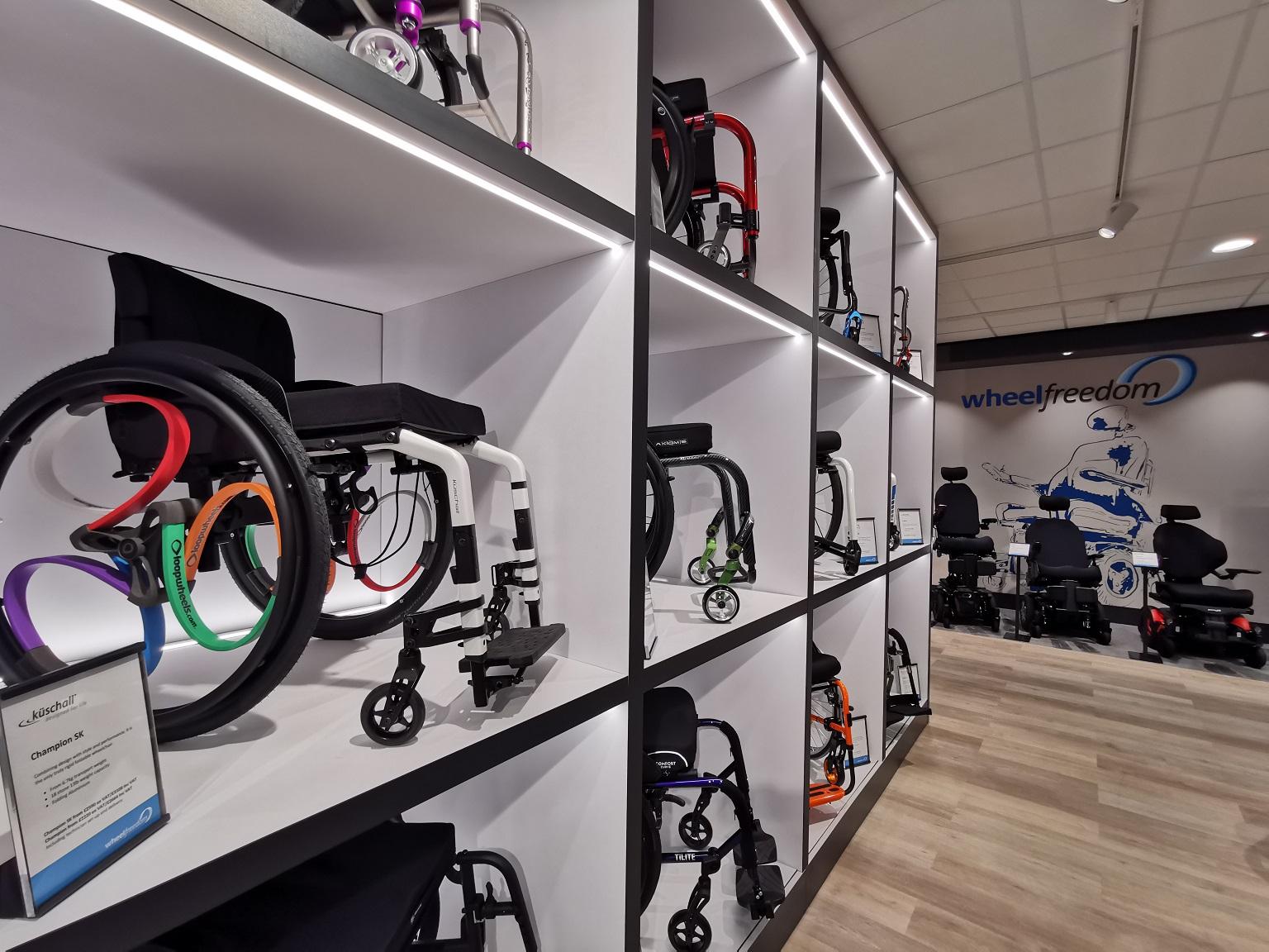 WheelFreedom Showroom2