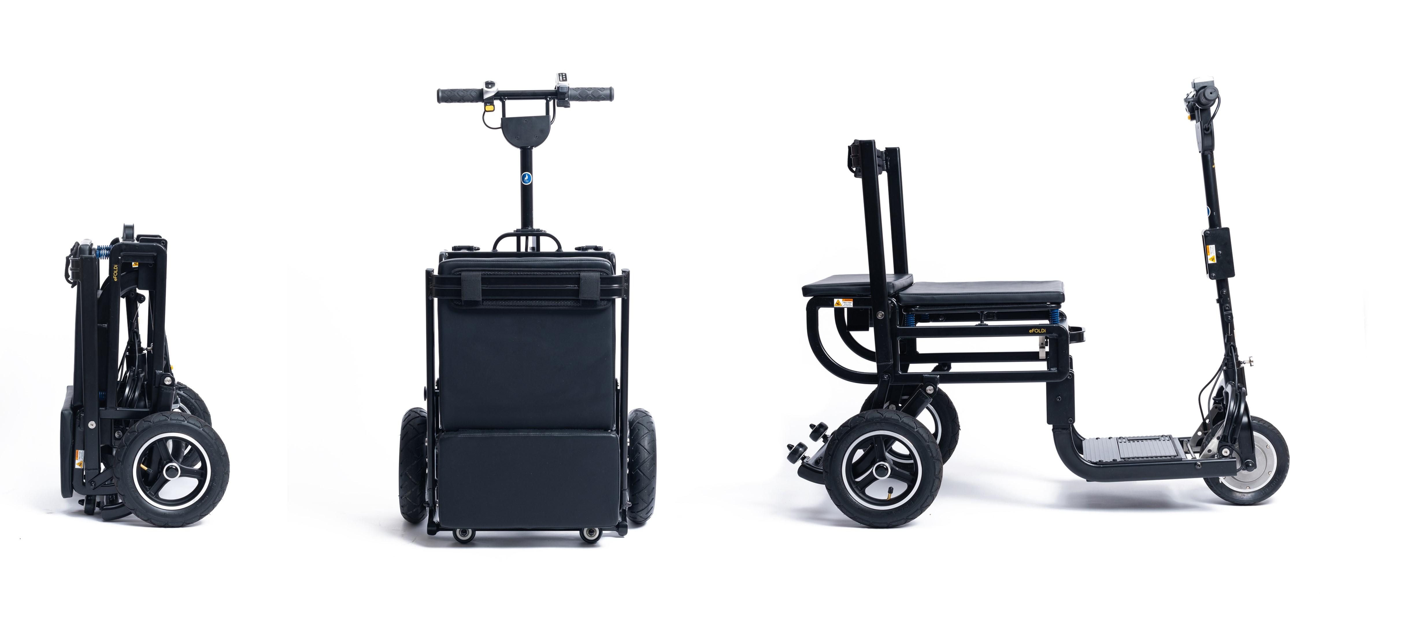 Efoldi Lite Travel Scooter